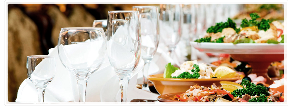 Event services for Dinner in Gage County