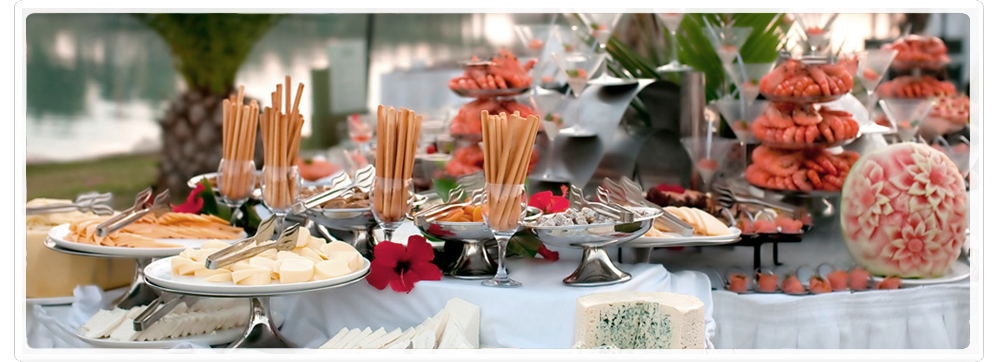 Wedding catering in Gage County